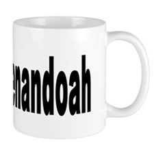 I Love Shenandoah Mug