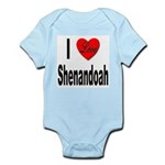I Love Shenandoah Infant Creeper