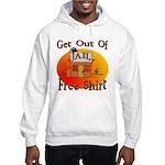 Jail Hooded Sweatshirt