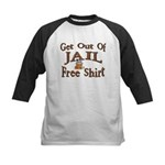 Jail Kids Baseball Jersey
