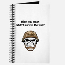 Skull Soldier Journal