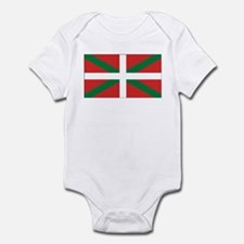 Basque Flag Infant Bodysuit