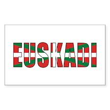 Basque Decal
