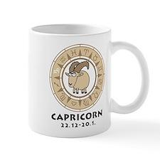zodiac capricorn Mug