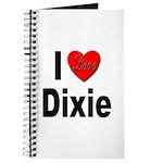 I Love Dixie Journal