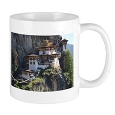 Tiger's Nest Monastery, Bhutan Mugs