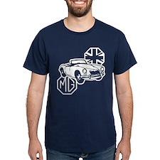 MG MGA Classic British Sports Car T-Shirt