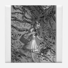 L.Frank Baum's Oz: Dorothy Gale. Tile Coaster