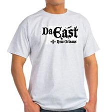 Da East Ash Grey T-Shirt