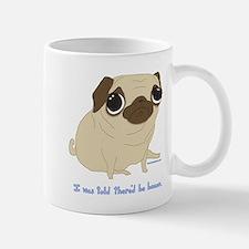 Bacon Pug Mug