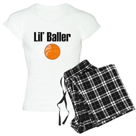 Lil' Baller Women's Light Pajamas