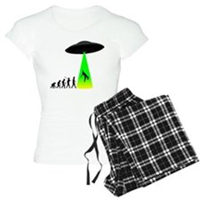Alien Abduction Pajamas
