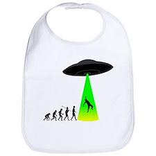 Alien Abduction Bib