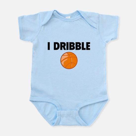 I Dribble Infant Bodysuit