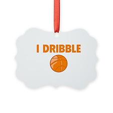 I Dribble Ornament
