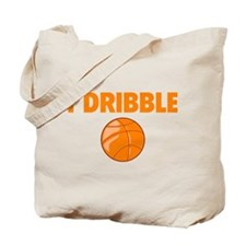 I Dribble Tote Bag