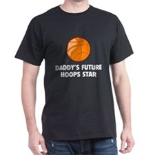Daddy's Future Hoops Star T-Shirt