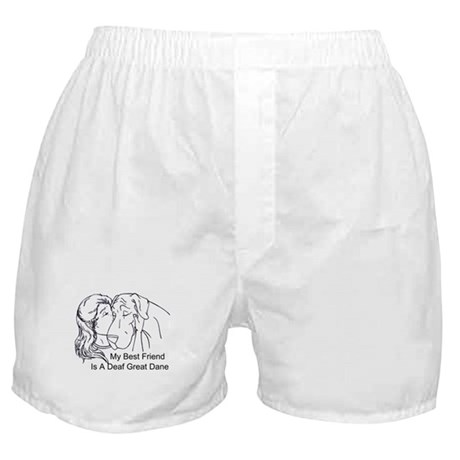 N DeafBF Hug Boxer Shorts
