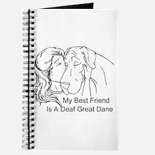 N DeafBF Hug Journal
