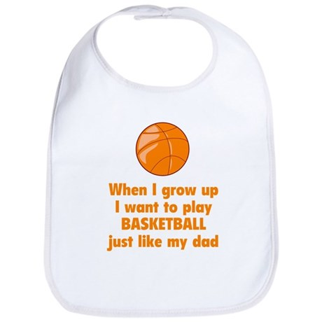 Play Basketball Bib