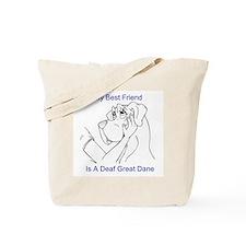 N DeafBF Tote Bag