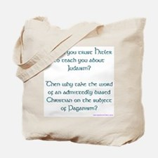 Who to trust? Tote Bag