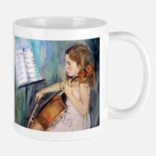Little Girl Cellist Mug