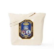 Metro Transit Police Tote Bag