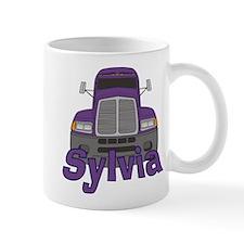 Trucker Sylvia Mug
