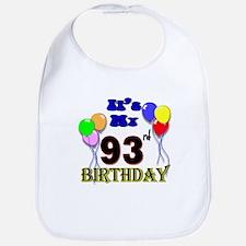 It's My 93rd Birthday Bib