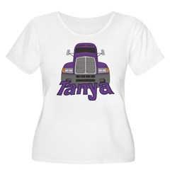Trucker Tanya T-Shirt