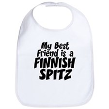 Finnish Spitz FRIEND Bib