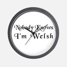 The Welsh Wall Clock