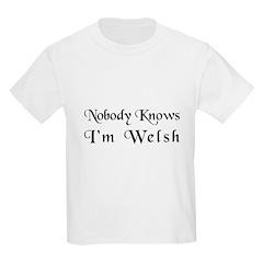 The Welsh Kids T-Shirt