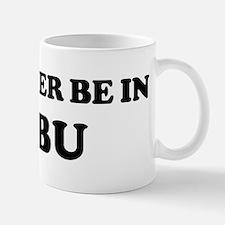 Rather be in Cebu Mug