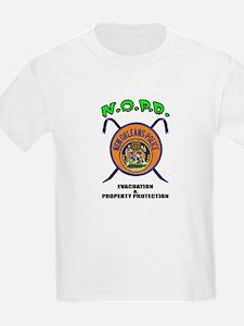 N.O.P.D. Evac Kids T-Shirt