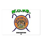 N.O.P.D. Evac Postcards (Package of 8)