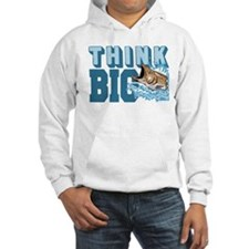 Think Big Fishing Hoodie
