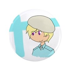 "Finland 3.5"" Button"