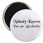 The Alcoholic's Theraputic Magnet