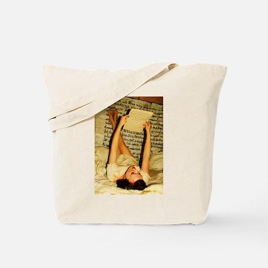 Molly Bloom Tote Bag