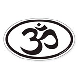Yoga Bumper Stickers