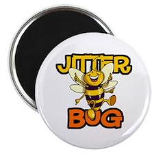 Jitter Bug Bee Magnet