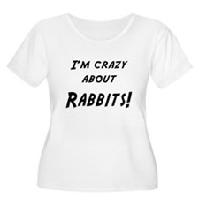 Im crazy about RABBITS T-Shirt