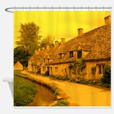 Arlington Row - Bibury Shower Curtain