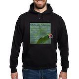 Macaw Hoodie (dark)