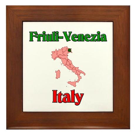 Friuli-Venezia Framed Tile