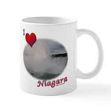 I Love Niagara Falls Mug