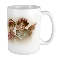 Christmas Angels singing Mug