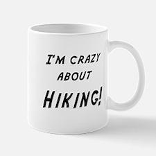 Im crazy about HIKING Mug